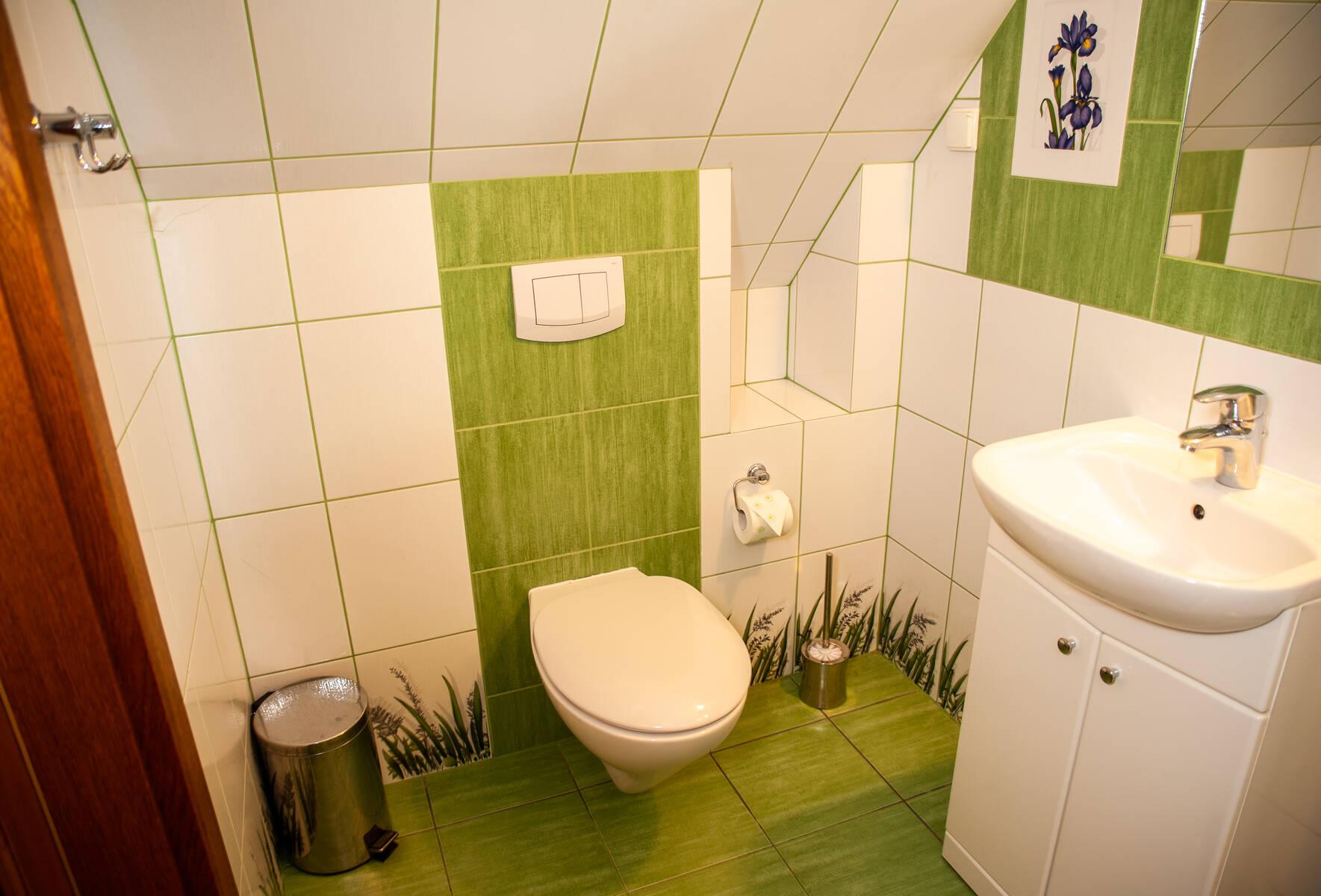 toaleta pokój dwuosobowy tatry