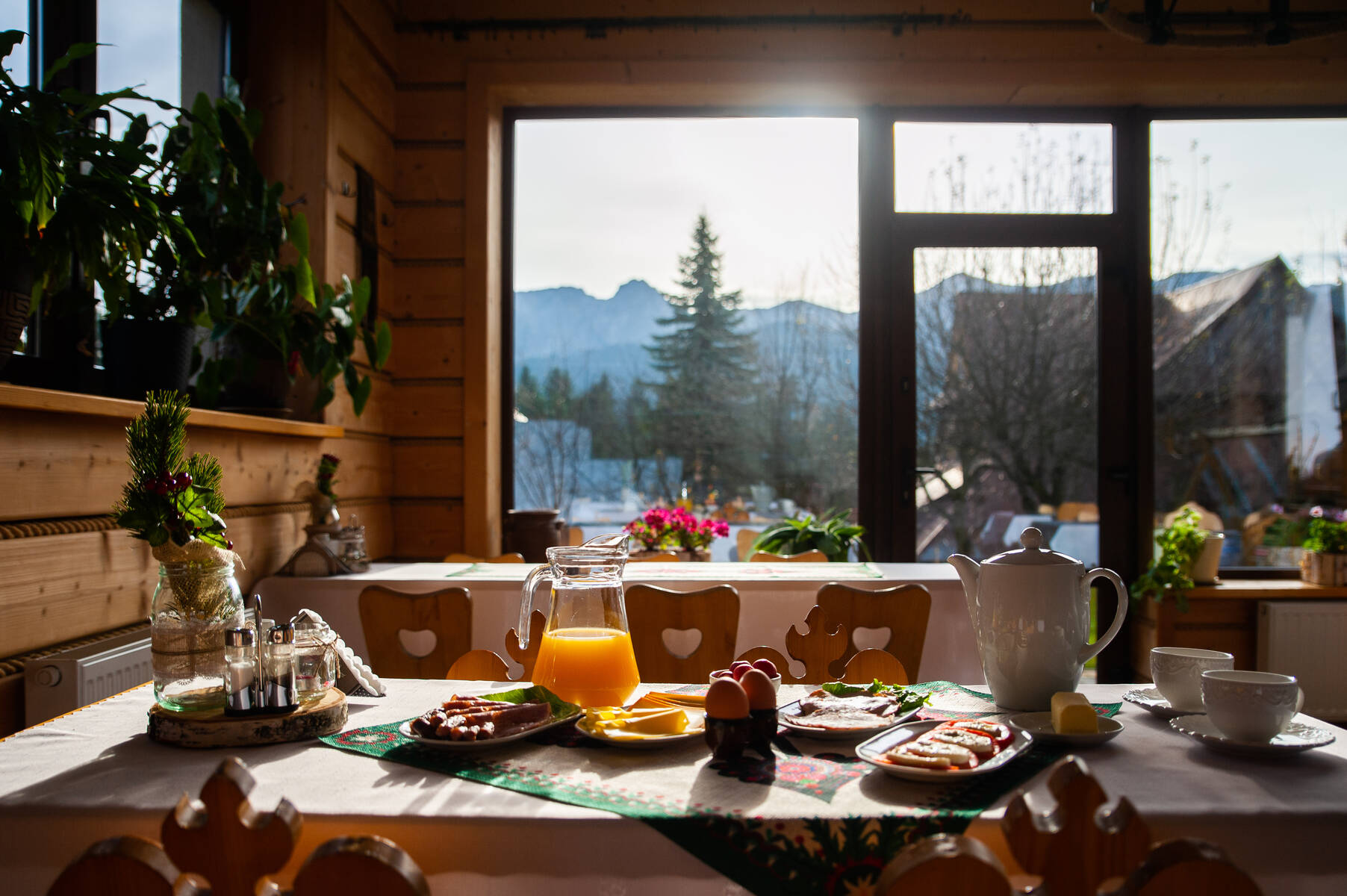 serafin śniadanie